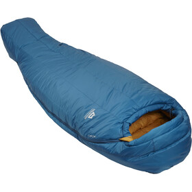 Mountain Equipment Nova II Sleeping Bag regular ink/pumpkin spice